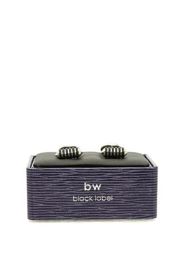 Babette Wasserman Kol Düğmesi Siyah
